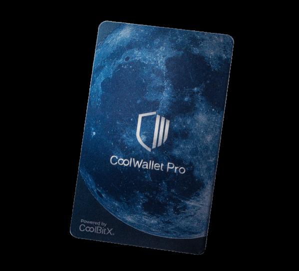کیف پول  سخت افزاری کول ولت پرو Cool wallet pro